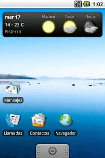 OTempo - Galician weather - screenshot thumbnail