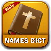 Bible Names Dictionary