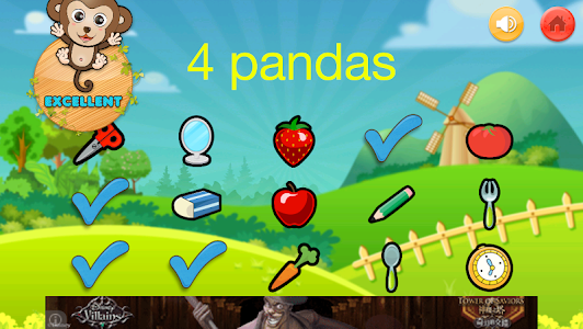 ABC Jungle - Find the Same v1.1