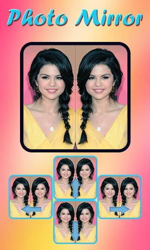 Funny Photo Mirror