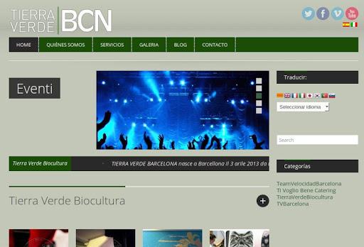 Tierra Verde Barcelona
