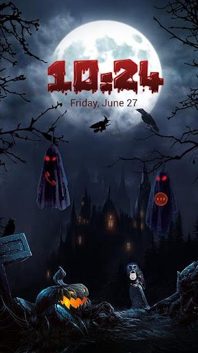 Halloween Pop Locker Theme