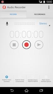 Audio Recorder v1.00.35