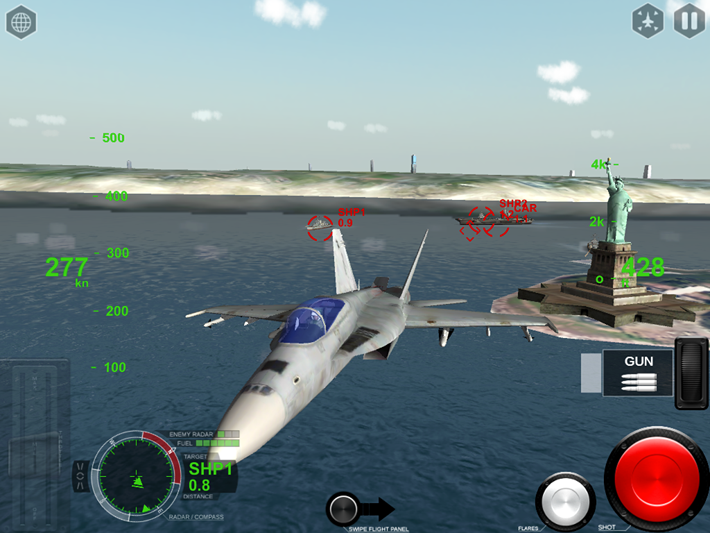 AirFighters Pro- screenshot