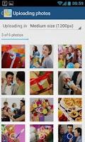 Screenshot of Share.Pho.to - photo sharing
