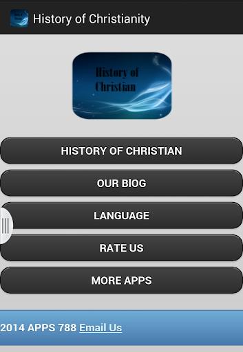 History of Christian