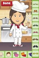 Screenshot of Dress Me Up