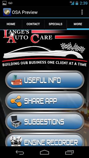 【免費生活App】Langes Auto Care-APP點子