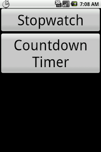 Stopwatch/Countdown Timer - screenshot thumbnail
