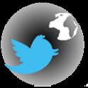 TwitterOnMap logo