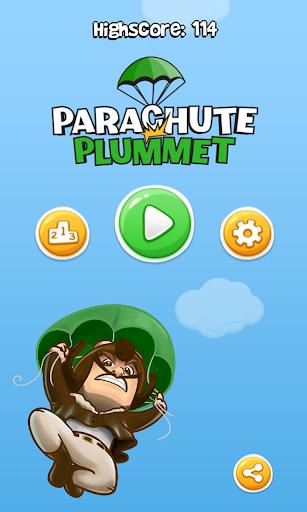 Parachute Plummet