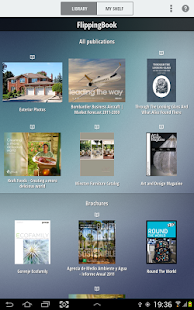 FlippingBook Reader- screenshot thumbnail