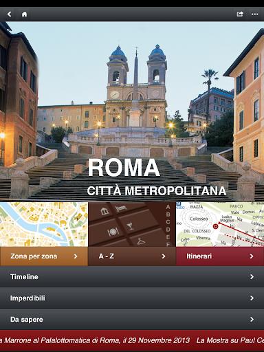 Roma City guide guida città