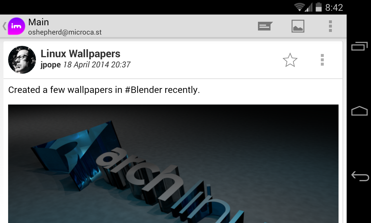 Impeller- screenshot