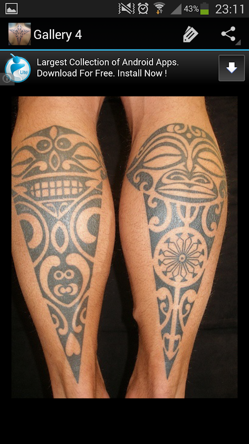 Maori Tattoos - screenshot