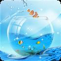 3D Fish Tank Aquarium logo