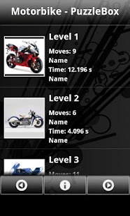 Motorbike - PuzzleBox - screenshot thumbnail