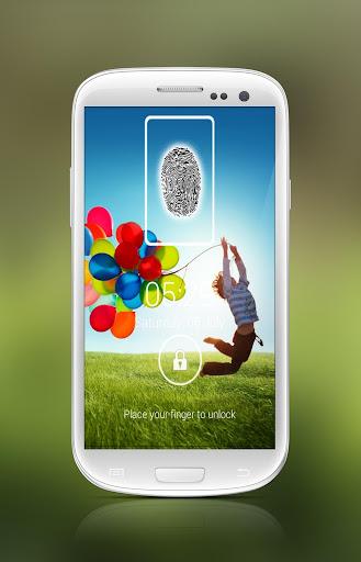 【免費娛樂App】指紋屏幕鎖定SMART-APP點子