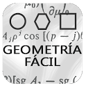 Area y Volumen.Geometria Facil icon
