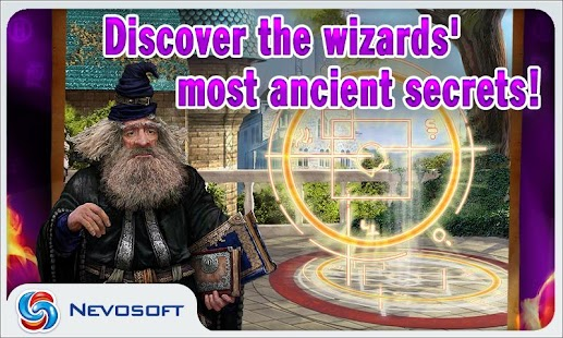 Magic Academy: hidden castle.- screenshot thumbnail