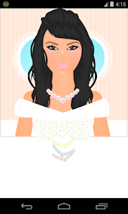 bride dress up games- screenshot thumbnail