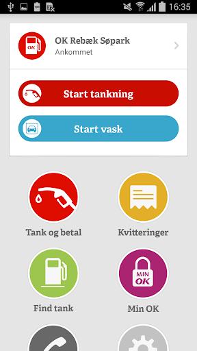 OK-appen - Tank Betal