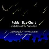Folder Size Chart