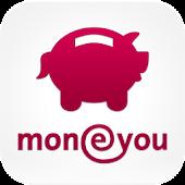 MoneYou Spar App Tablet