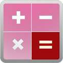 Scientific Calculator Pink icon