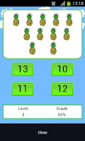 Screenshot of Learn to count kids games