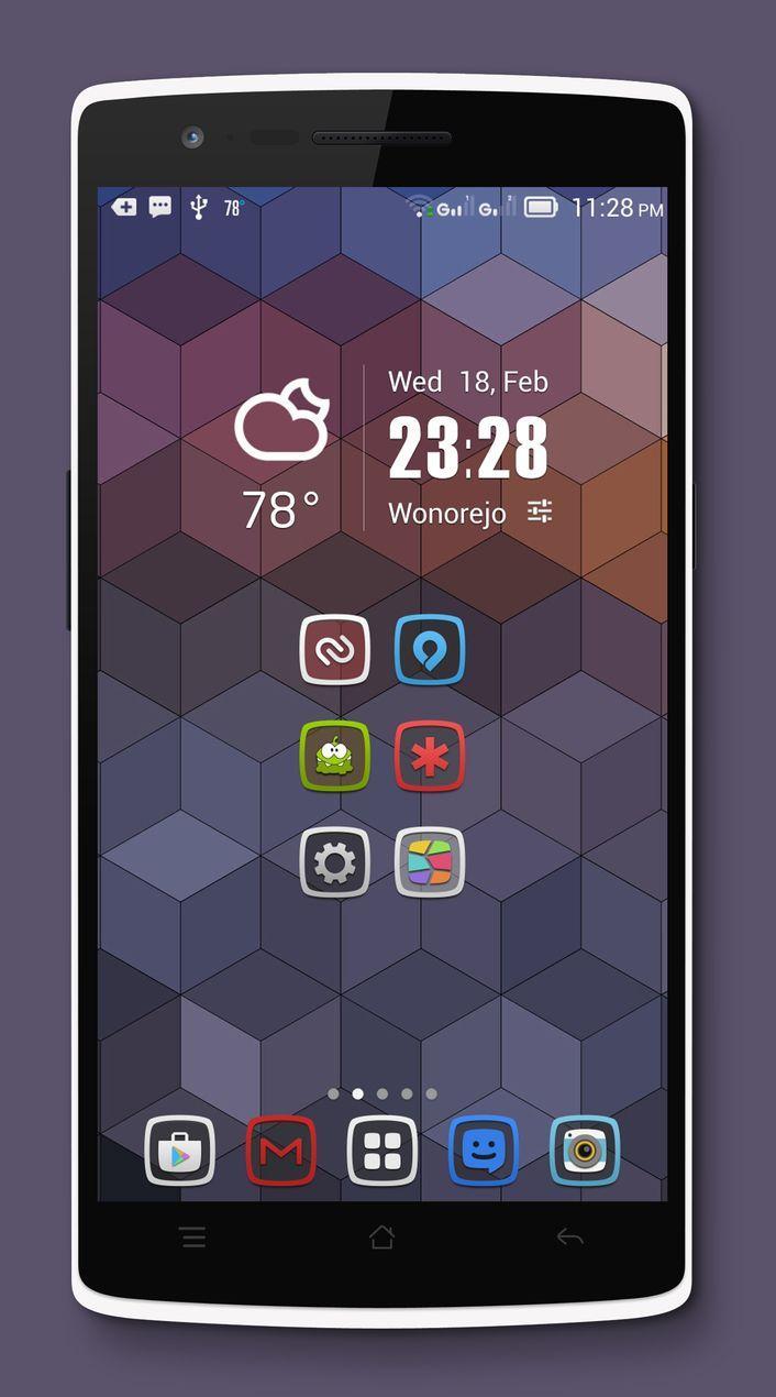 Tembus - Icon Pack Screenshot 3
