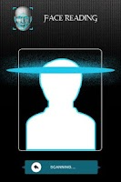 Screenshot of Face Reading App
