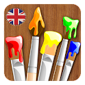 English for kids :  COLORS icon