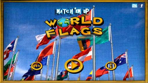 World Flags Match'Em Up™ HD