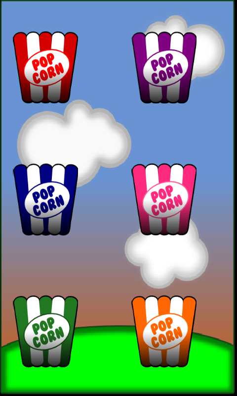 Popcorn Free for Kids and baby - screenshot