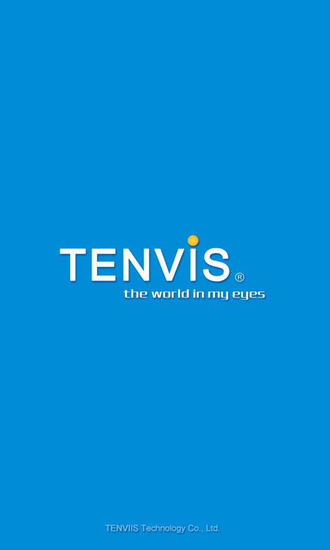 TENVIS P2P- screenshot