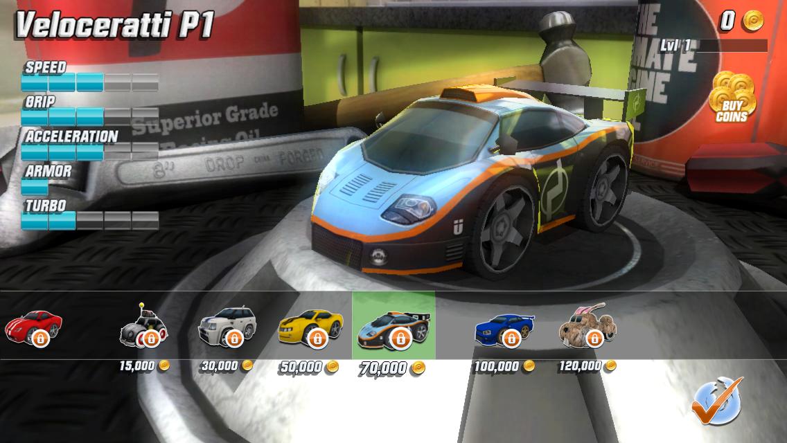 Table Top Racing Free screenshot #12