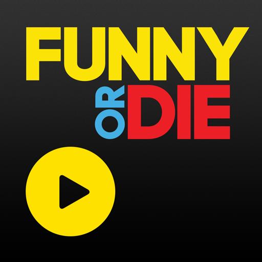 Funny or Die LOGO-APP點子
