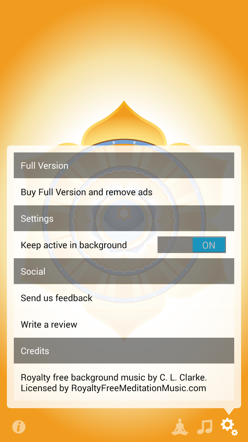 My Chakra Meditation Screenshot 4