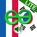 Dutch to Korean Lite logo