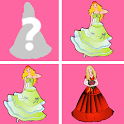 MEMORY GAME: PRINCESS FREE icon