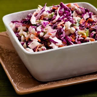 Spicy Lime Coleslaw.