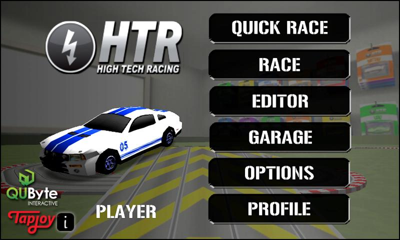 HTR High Tech Racing - screenshot