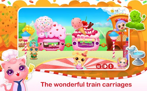 Pet Food Train- screenshot thumbnail
