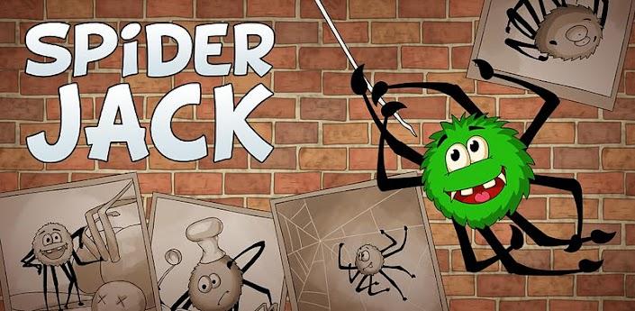Скачать Spider Jack (Паучок Джек) для Андроид