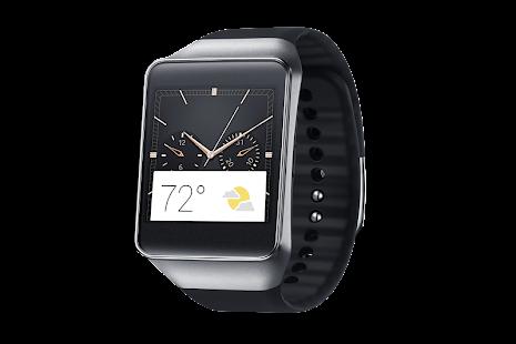 Samsung Gear Live (Black) - screenshot thumbnail