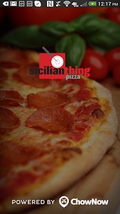 Sicilian Thing Pizza- screenshot thumbnail