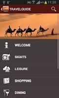Screenshot of Morocco Travel Guide - Tourias