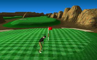 Screenshot of Par 72 Golf HD Lite