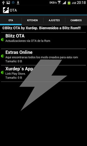 Xorware Blitz OTA